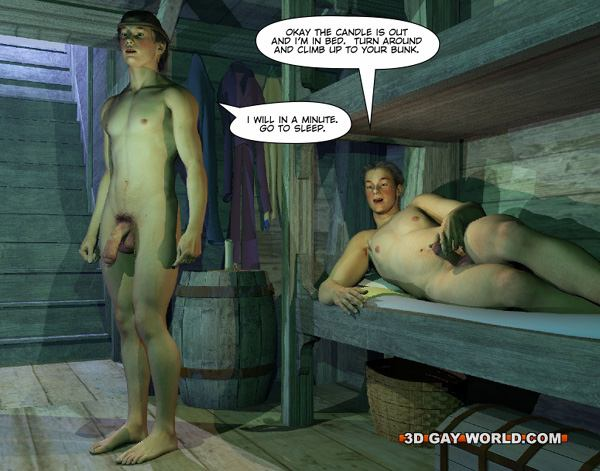 3d gay world cabin boy episode 8