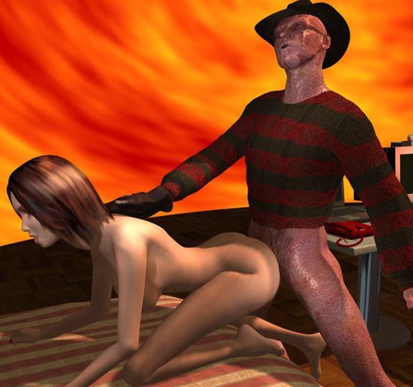 порно версия крюгера