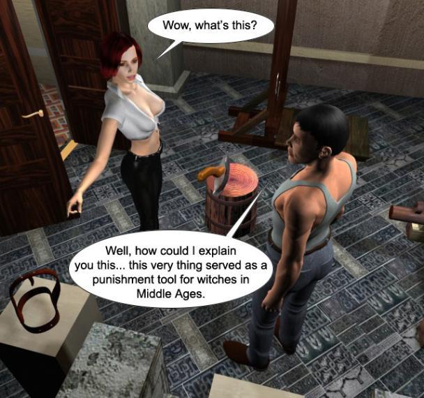 Nude gallery bdsm comic tgp